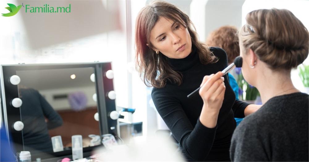 курсы визажа или макияжа в кишиневе обзор в молдове Semiamd