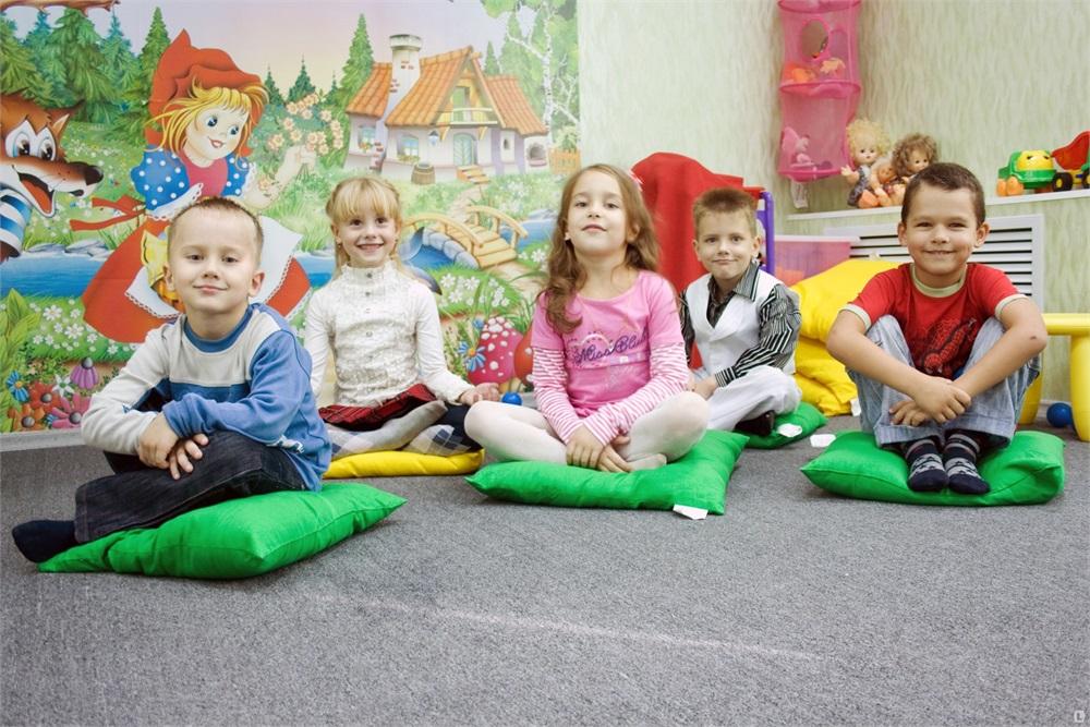 мини детский сад малышка: