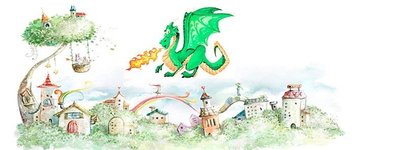 Лечить волшебного дракона