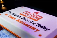 Top English School of Today 10 лет!