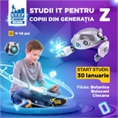 Start admitere JUNIOR STEP IT Academy Moldova